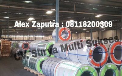 Distributor Coil Galvalume