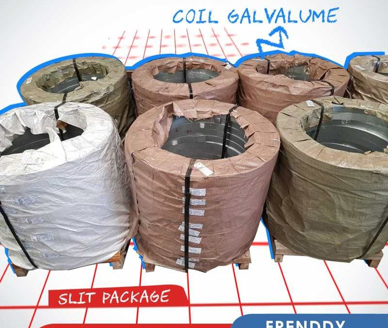 Coil Galvalume Aceh – Banda Aceh